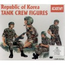 Republic of Korea TANK CREW FIGURES