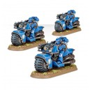 Space Marine Bike Squad