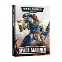 SPACE MARINES - kniha