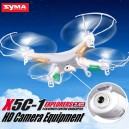 QUADCOPTER X5C